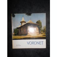 PETRU COMARNESCU - VORONET