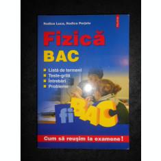 RODICA LUCA - FIZICA. BAC (2005)