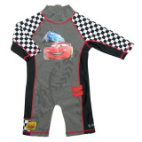 Cumpara ieftin Costum de baie Cars marime 98-104 protectie UV Swimpy for Your BabyKids