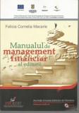 Cumpara ieftin Manualul De Management Financiar Al Editurii - Felicia Cornelia