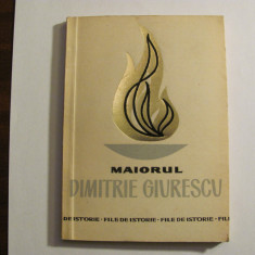 "CY - Maior Vasile I. MOCANU ""Maiorul Dimitrie Giurescu"""
