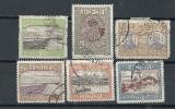 ROMANIA 1913 –  SILISTRA,  serie DEPARAIATA stampilata, SD188