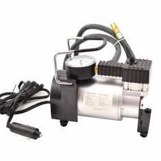 Compresor auto 12V (bricheta) SUV, autobuz, camion (Rezistent la apa) - CYCLONE