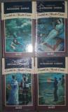 Al. Dumas - Contele de Monte-Cristo (vol. 1-4, Biblioteca Adevarul)