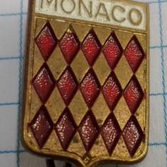 Insigna Monaco, veche