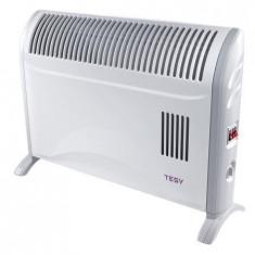 Convector tesy cn204zf putere maxima 2000 w 3 trepte de putere optiuneturbo termostat reglabil culoare