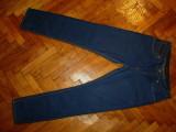 Blugi Zara Man -Marimea W34xL34 (talie-88cm,lungime-110cm)