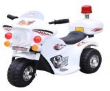 Mini Motocicleta electrica cu 3 roti LQ998 STANDARD Alb