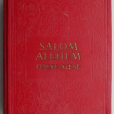 Salom Alehem - Opere alese ( Romane & Povestiri )