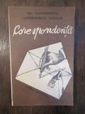 CORESPONDENTA .MIHAI EMINESCU , VERONICA MICLE