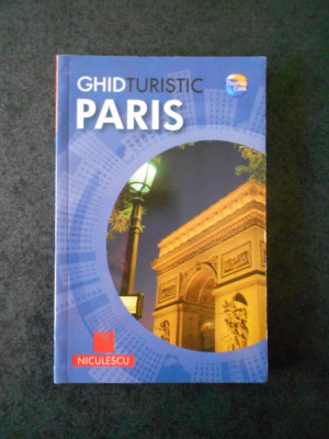 GARRY MARCHANT - GHID TURISTIC PARIS foto