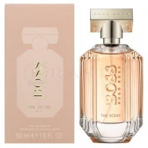 Hugo Boss The Scent eau de Parfum pentru femei 50 ml