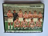 Fotbal ! Portofel vechi, din anii 1960-70: Steaua Rosie Belgrad, Crvena Zvezda