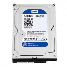 Cumpara ieftin Hard disk WD Blue 500GB WD5000AAKX, SATA III, 7200 RPM, 16MB Buffer