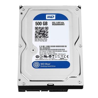 Hard disk WD Blue 500GB WD5000AAKX, SATA III, 7200 RPM, 16MB Buffer foto