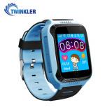Ceas Smartwatch Pentru Copii Twinkler TKY-Q529 cu Functie Telefon, Localizare GPS, Camera, Pedometru, SOS - Albastru