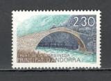 Andorra Franceza.1990 Turism  MA.90, Nestampilat