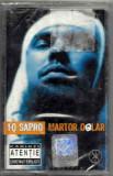 Caseta -Q Sapro-Martor Oqlar, originala