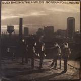 VINIL Suzy Saxon & The Anglos – Scream To Be Heard (VG+)