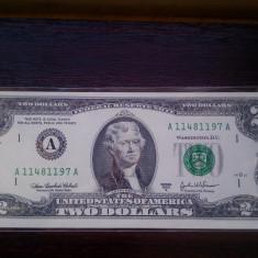 Vand Bancnota 2 dolari americani  Jeferson