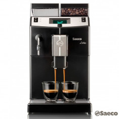 Espressor cafea Saeco Lirika Blk, 1850 W, negru