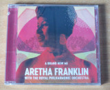 Cumpara ieftin Aretha Franklin - A Brand New Me with The Royal Philharmonic Orchestra CD, Atlantic