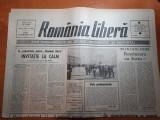 Ziarul romania libera 27 februarie 1990-mitingul de duminica 25 februarie