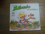 NELL COBAR - MIHAELA are Probleme - 60 de Jocuri Distractive - 1986, 60 p., Alta editura