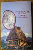 Documentar privind satul Cincis