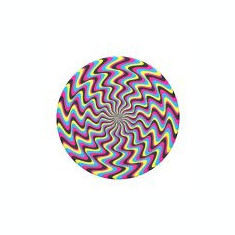 Suport universal, accesoriu de telefon original Popsockets®, Twist Carnival Swirl