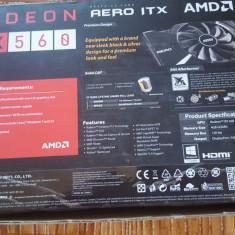 Placa video MSI Radeon RX 560 4GB DDR5 128-bit, 4 GB, AMD
