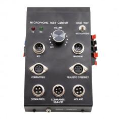 Resigilat : Tester microfoane statii CB PNI T-747 Superstar cu Echo pentru statiil