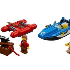 LEGO City - Evadare pe rau 60176