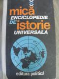Mica Enciclopedie de Istorie Universala *