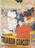 AFIS - Trianon Concert - Georges Meunier (1869-1942) - REPRODUCERE