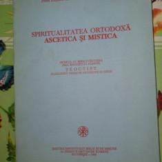 Spiritualitatea ortodoxa ascetica si mistica an 1992/319pag- Dumitru Staniloae