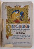 N. IORGA ( desene de Nadia Bulighin ) - CONTES ROUMAINS ( Povesti romanesti ) , 1923