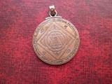 Medalion Bz.-D=30mm-G=9g