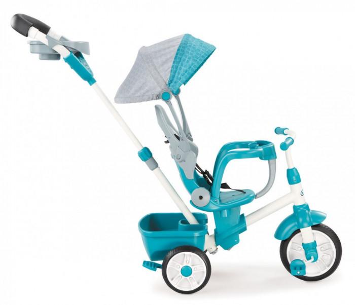 Tricicleta Perfect Fit 4In1 Turcoaz