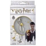 Set insigna si breloc licenta Harry Potter Hotoaica Aurie