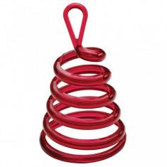 Greutate baloane cu heliu spirala rosie 30 gr