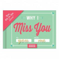 Jurnal - Why I Miss You   Knock Knock