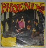 Vinil single Phoenix – Totuși Sînt Ca Voi,prima editie 1969, disc LP uzat,G+