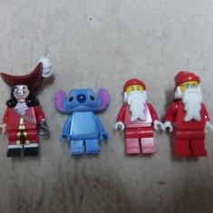 Figurine LEGO (4 buc diverse) lot 1