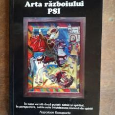 Arta razboiului PSI- Ovidiu-Dragos Argesanu