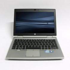 Laptop HP EliteBook 2570p, Intel Core i5 Gen 3 3360M 2.8 GHz, 4 GB DDR3, 320 GB HDD SATA, DVDRW, Wi-Fi, Bluetooth, Webcam, Display 12.5inch 1366 by