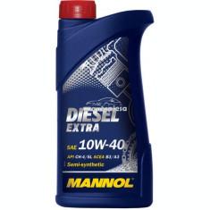 Ulei motor MANNOL Diesel Extra 10W40 1 L 23357