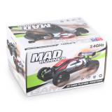 Masina de jucarie Mad Runner F1, cu telecomanda, rosu