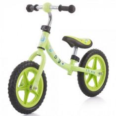 Bicicleta fara Pedale Moby Verde, Chipolino