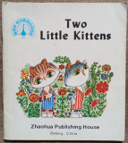 Two little kittens// ilustrata